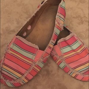 Spring loafers